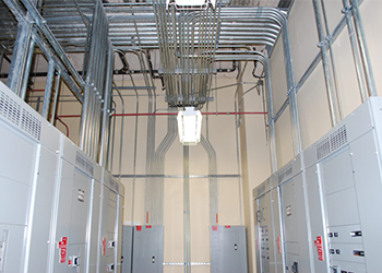 NHG Commercial New Construction Electrical Setup