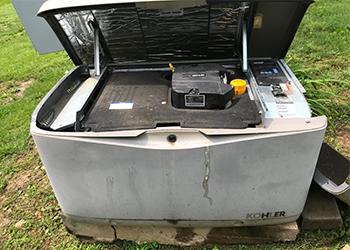 NHG Home Generator Open Top Replacement