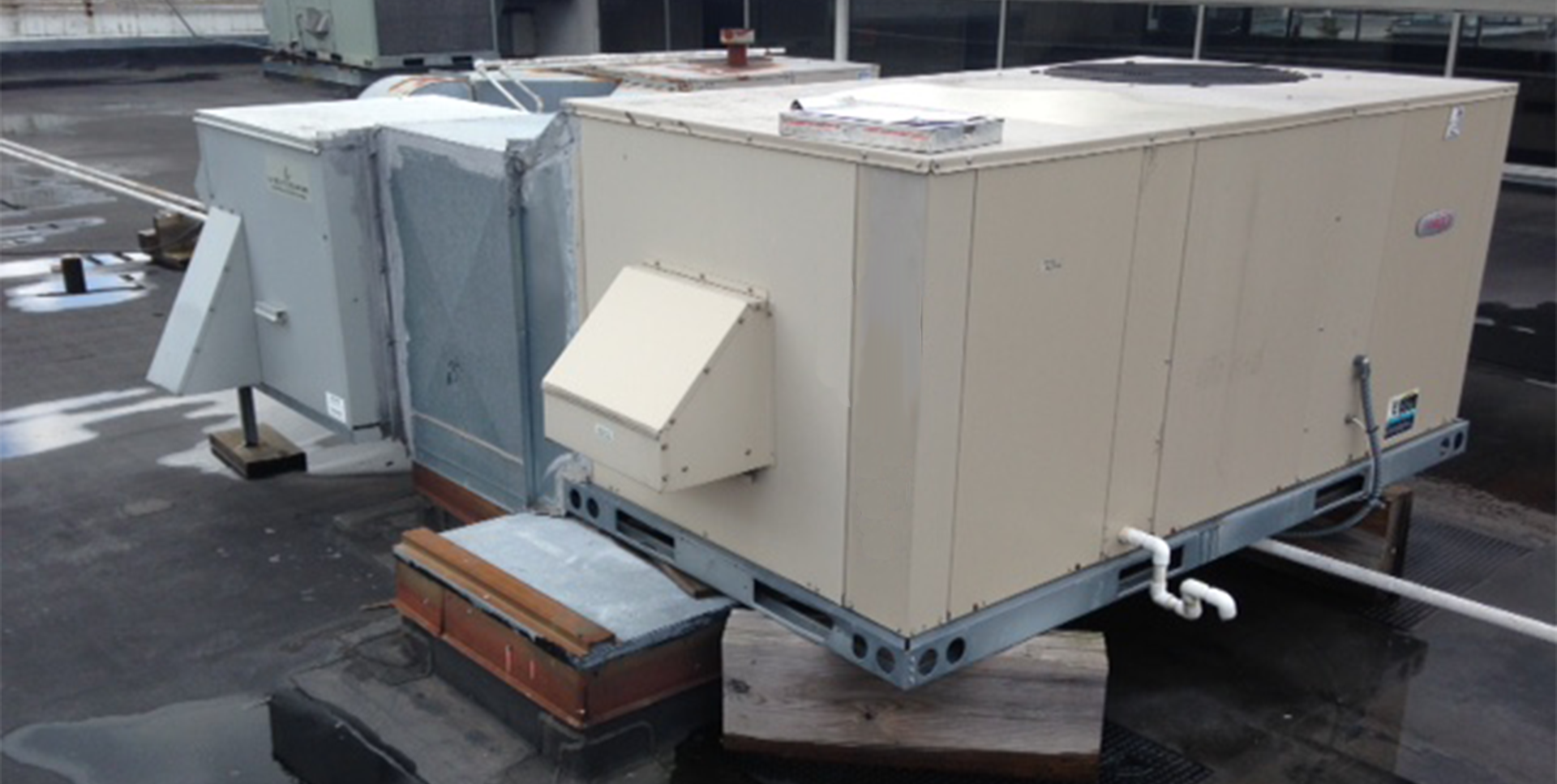 NHG Large Loss Rooftop Unit