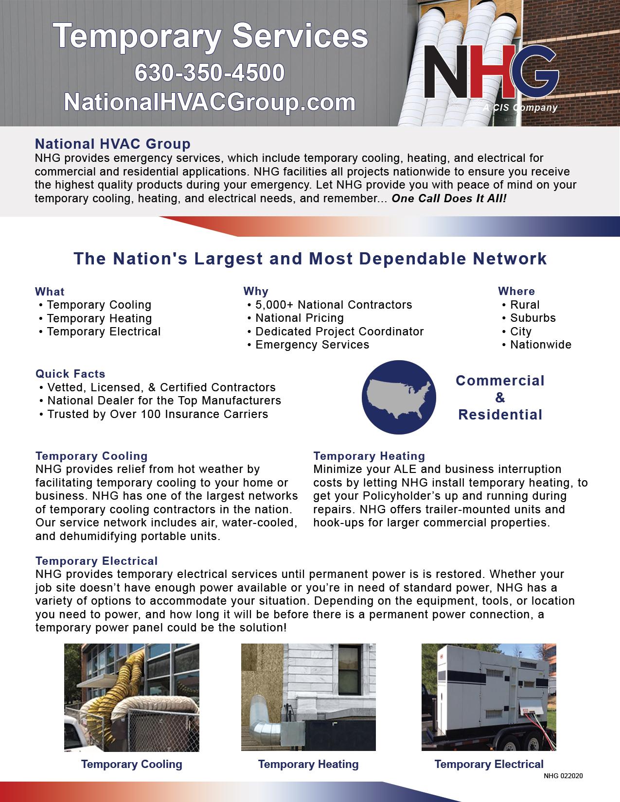 NHG Temporary Services