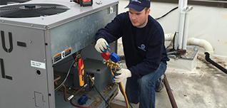 HVAC/ Refrigeration Repair and Replacement Services