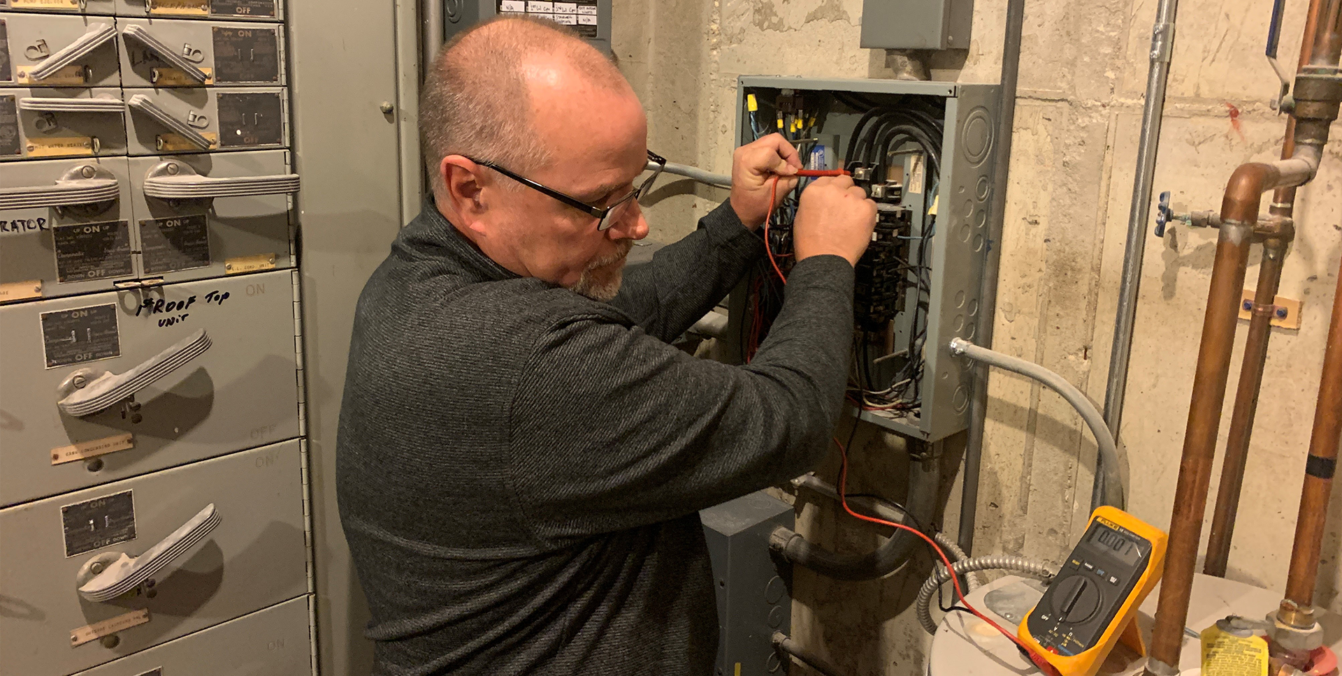NHG Electrical Vince Remmers