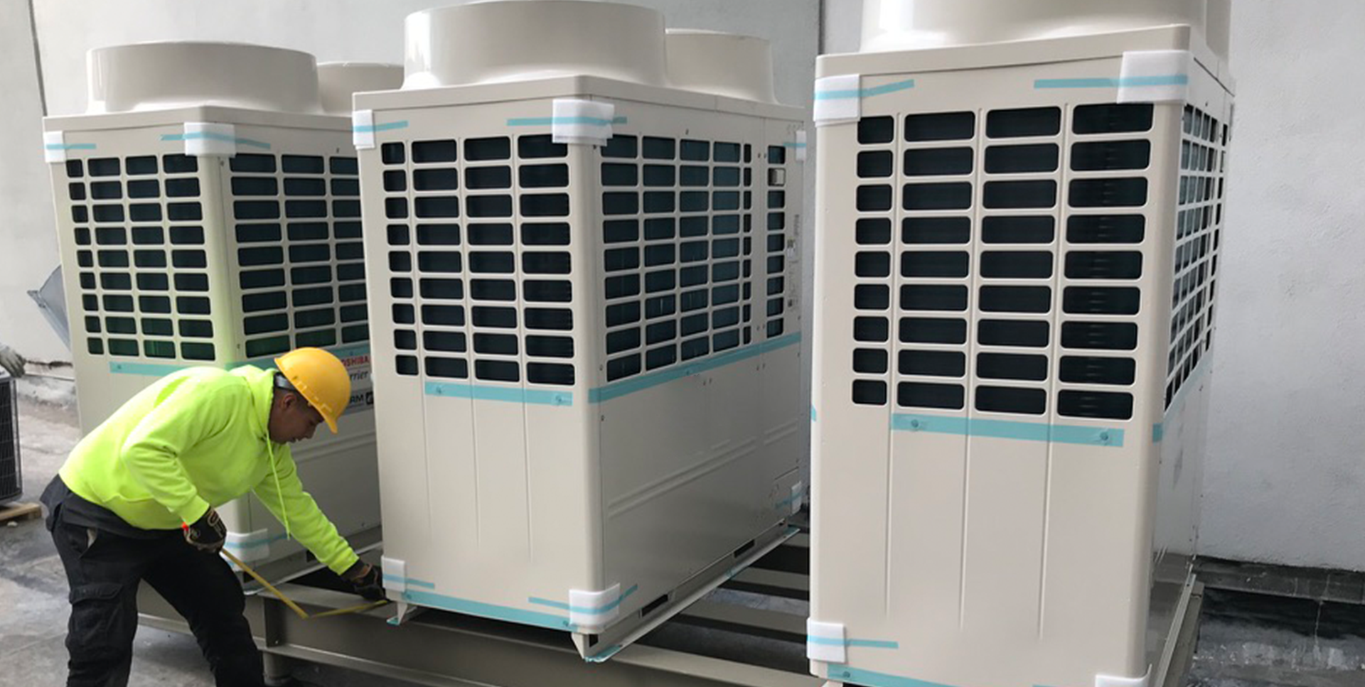 NHG Commercial HVAC Units