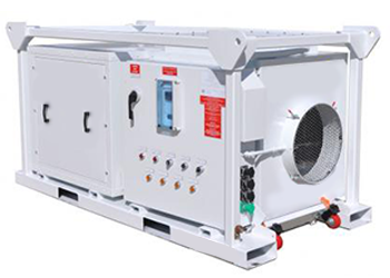 NHG Ductable Heater