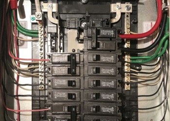NHG Home Electrical Panel Wiring