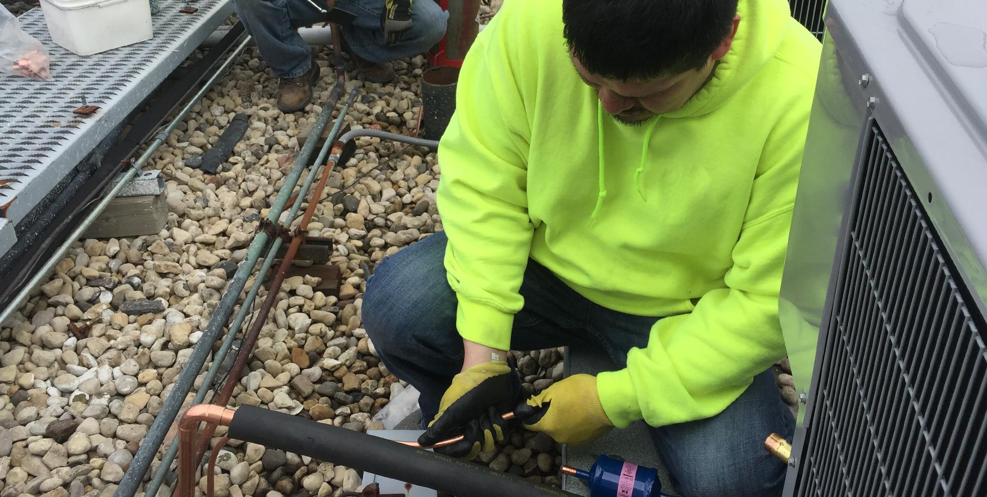 NHG Rooftop Repair
