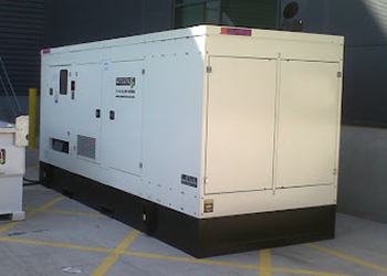 NHG Temporary Electrical Generator Unit