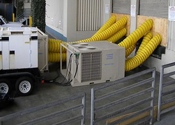 NHG Temporary Heating HVAC Services