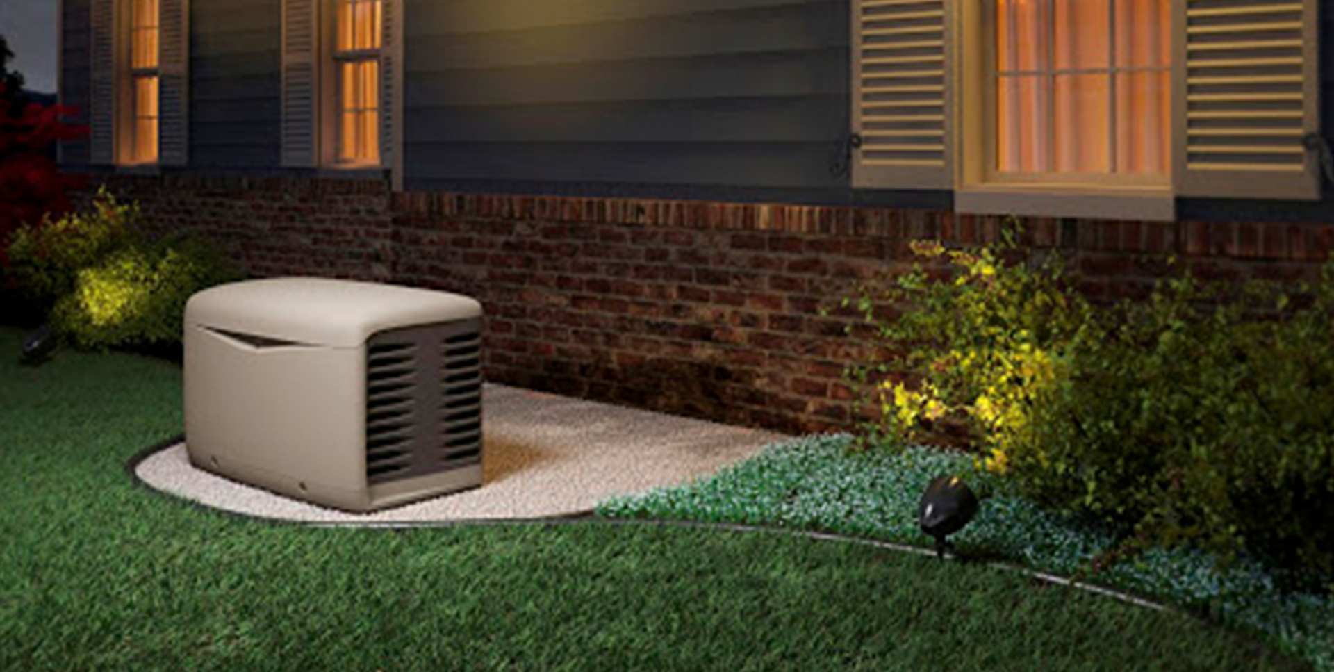 NHG Outdoor Home Generator